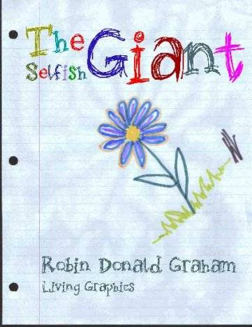 Cover art for The Selfish Giant