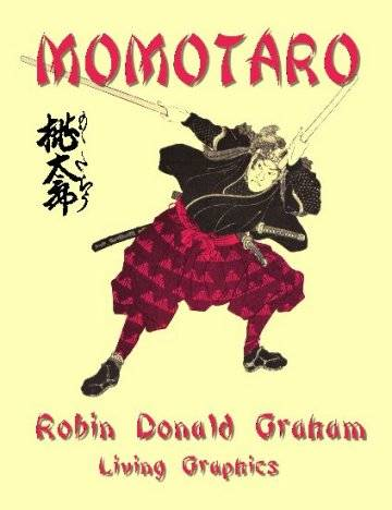 Cover art for Momotaro