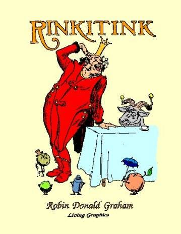 Cover art for <i>Rinkitink</i>